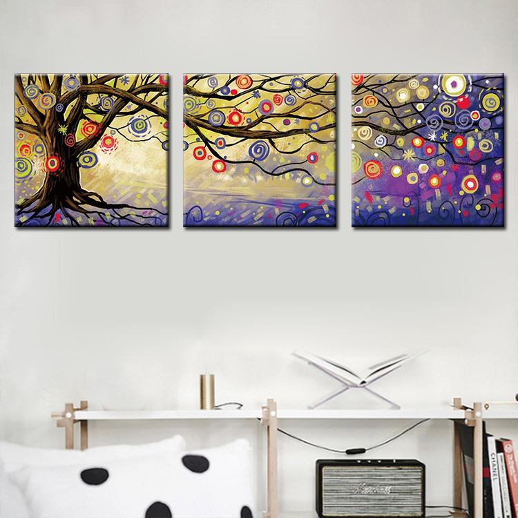 df395812a5 Home > Diamond Painting Kits > 3 PART ABSTRACT TREE 57