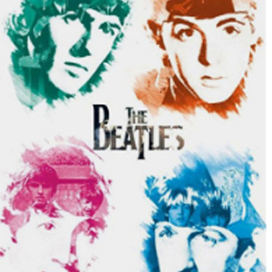THE BEATLES Diamond Painting Kit Paint with Diamonds Kit