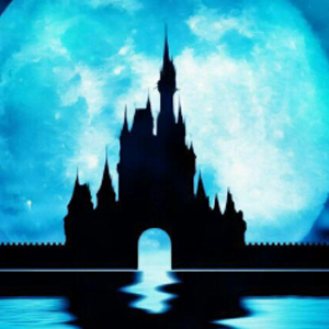 CINDERELLA CASTLE DISNEY SHADOWS Diamond Painting Kit Paint with Diamonds Kit