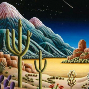 DESERT LANDSCAPE Diamond Painting Kit Paint With Diamonds Kit