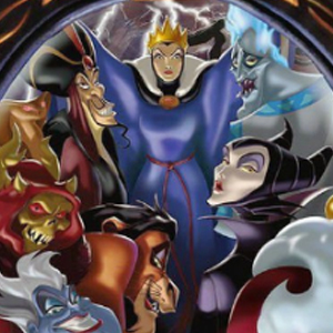 DISNEY VILLAIN MAGIC MIRROR Diamond Painting Kit Paint with Diamonds Kit