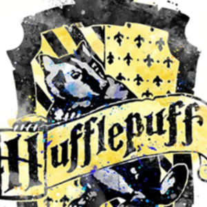 HUFFLEPUFF HOGWARTS HOUSES Diamond Painting Kit Paint with Diamonds Kit