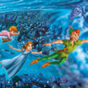 PETER PAN FLIGHT Diamond Painting Kit Paint with Diamonds Kit