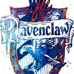 RAVENCLAW HOGWARTS HOUSES Diamond Painting Kit Paint with Diamonds Kit