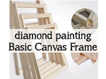 BASIC DIAMOND PAINTING FRAMES for Diamond Painting Kit Paint with Diamonds Kit
