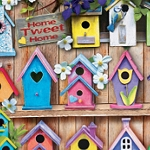 HOME TWEET HOME Diamond Painting Kit Paint with Diamonds Kit