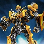 BUMBLEBEE TRANSFORMER Diamond Painting Kit Paint with Diamonds Kit