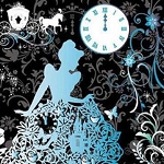 CINDERELLA'S CLOCK Diamond Painting Kit Paint with Diamonds Kit