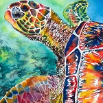 COLORFUL TURTLE Diamond Painting Kit Paint With Diamonds Kit