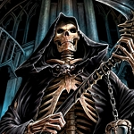 GRIM REAPER Diamond Painting Kit Paint with Diamonds Kit