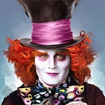 MAD HATTER Diamond Painting Kit Paint with Diamonds Kit