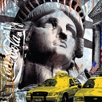 I LOVE NEW YORK Diamond Painting Kit Paint With Diamonds Kit