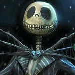 JACK SKELLINGTON Diamond Painting Kit Paint with Diamonds Kit