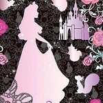 SLEEPING BEAUTY'S CASTLE Diamond Painting Kit Paint with Diamonds Kit