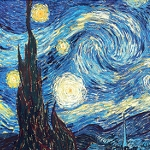 STARRY NIGHT Diamond Painting Kit Paint With Diamonds Kit