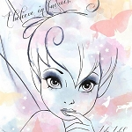 TINKER BELL Diamond Painting Kit Paint With Diamonds Kit