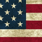 AMERICAN FLAG Diamond Painting Kit Paint with Diamonds Kit