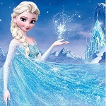 FROZEN ELSA Diamond Painting Kit Paint with Diamonds Kit