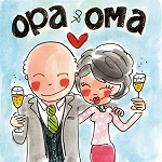 OPA & OMA Diamond Painting Kit Paint with Diamonds Kit