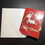 MAGICAL CHRISTMAS Diamond Painting Card Kit Paint with Diamonds Christmas Card Kit