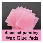 CLAY WAX GLUE PADS Diamond Painting Drill Pads for Painting With Diamonds Kits