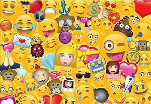 EMOJI FACES Diamond Painting Kit Paint With Diamonds Kit